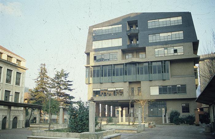 Inauguración del Edificio de F.P. I. (Actualmente Mogel-Isasi)