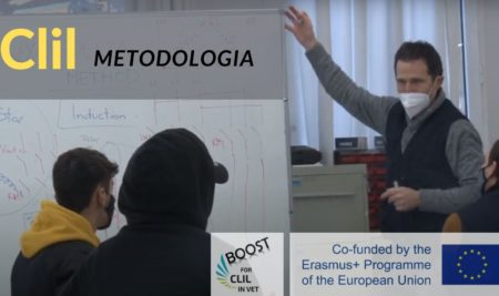 CLIL 'Good practice' in the 'Electrical and Automatic Installations' IEA course