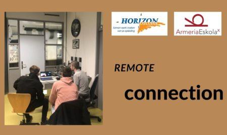 Armeria Eskola- Roc Horizon College konexioa