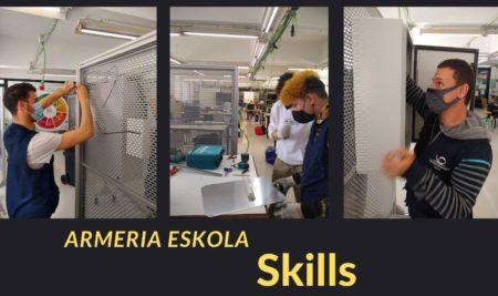 Armeria Eskolako Skills lehiaketa, Instalazio Elektrikoak eta Automatikoak heziketa zikloan.