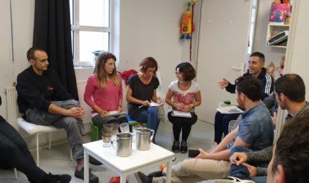 Armeria Eskola y Aspace suscriben un convenio de colaboración. El centro educativo se compromete a dar servicios de asesoramiento y fabricación de piezas